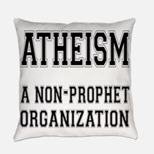 Atheism.png Everyday Pillow
