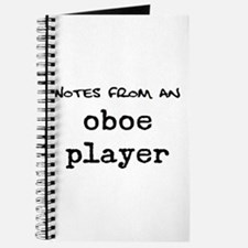 oboe player notes Journal