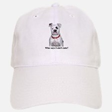 Cute Dog Baseball Baseball Cap