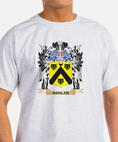 Whaler Coat of Arms - Family Crest T-Shirt