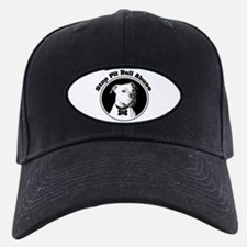 Stop Pitbull Abuse Baseball Hat
