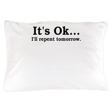 repent.png Pillow Case