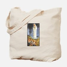 Our Lady of the Rosary - Fati Tote Bag