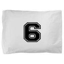 6.png Pillow Sham