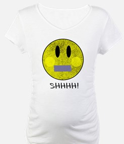 SMILEY FACE SHHHH Shirt