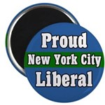 Proud NYC Liberal Magnet