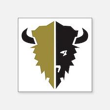 Boulder Buffalo Colorado Sticker