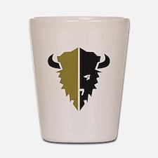 Boulder Buffalo Colorado Shot Glass