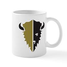 Boulder Buffalo Colorado Mugs