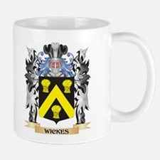 Wickes Coat of Arms - Family Crest Mugs