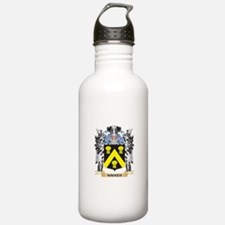 Wickes Coat of Arms - Water Bottle