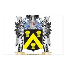 Wickes Coat of Arms - Fam Postcards (Package of 8)