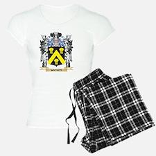 Wickes Coat of Arms - Famil Pajamas