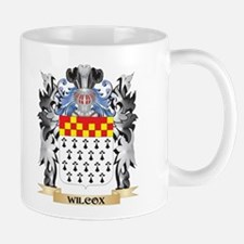 Wilcox Coat of Arms - Family Crest Mugs