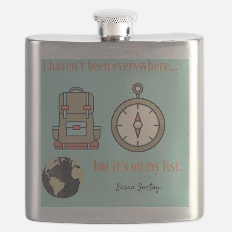 The Adventurer Flask