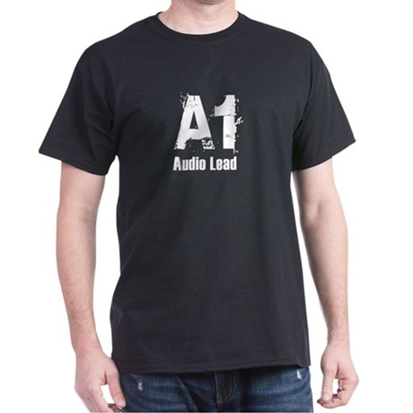 Audio Lead Dark T-Shirt