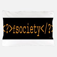 F_Society_crt Pillow Case