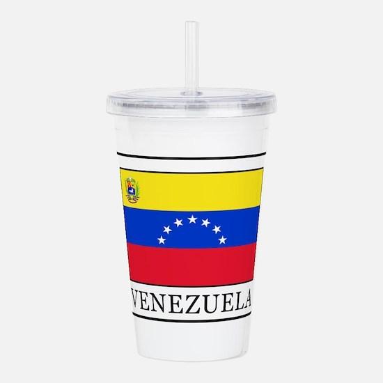Venezuela Acrylic Double-wall Tumbler