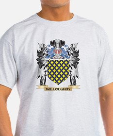 Willoughby Coat of Arms - Family Crest T-Shirt