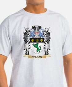 Wilson Coat of Arms - Family Crest T-Shirt