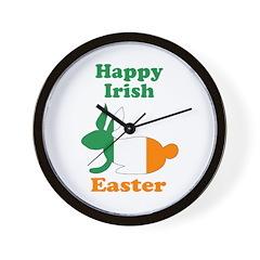 Irish Easter Wall Clock