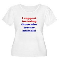 Torture those who torture T-Shirt