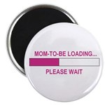 MOM-TO-BE LOADING Magnet