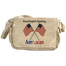 Cute American Messenger Bag