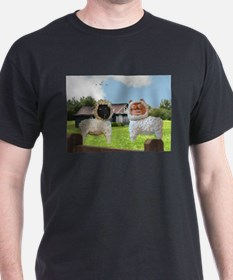 Robert and Sheepy T-Shirt