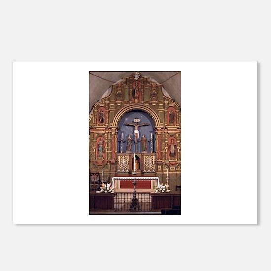 Catholic Church - Mexican Alt Postcards (Package o