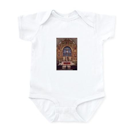 Catholic Church - Mexican Alt Infant Bodysuit