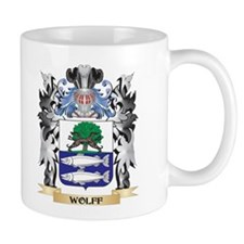 Wolff Coat of Arms - Family Crest Mugs