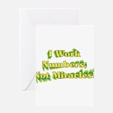 Funny Business Greeting Card