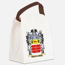 Woodwards Coat of Arms - Family C Canvas Lunch Bag