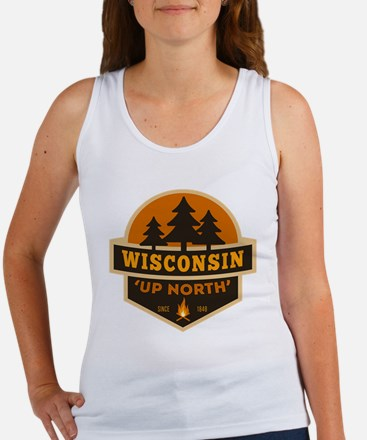 Wisconsin Up North Tank Top