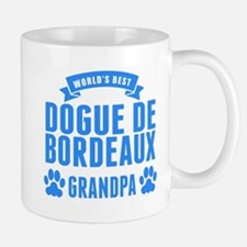 Worlds Best Dogue de Bordeaux Grandpa Mugs