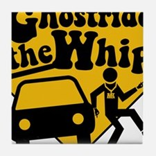 GhostRide The Whip Tile Coaster