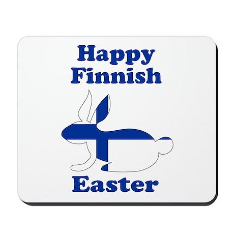 Finnish Easter Mousepad
