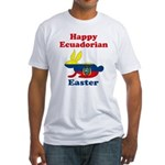 Ecuadorian Easter Fitted T-Shirt