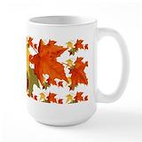 Fall Large Mugs (15 oz)