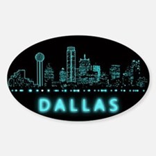 Dallas Digital Decal