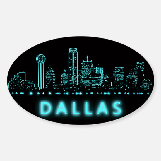 Dallas Digital Decal