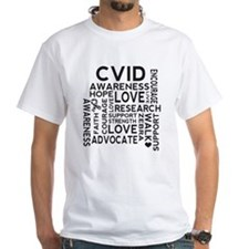 CVID Awareness Walk T-Shirt