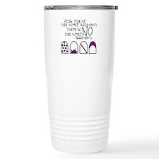 Jamberry Nail Wrap Travel Mug