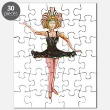 Dancer in the Black Tutu Puzzle