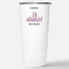 Cute United we stand Travel Mug
