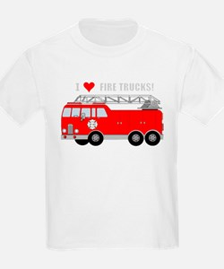 Funny Fire T-Shirt