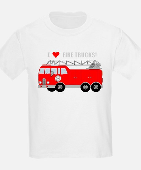 Cute Fire and rescue T-Shirt