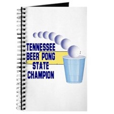 Tennessee Beer Pong State Cha Journal