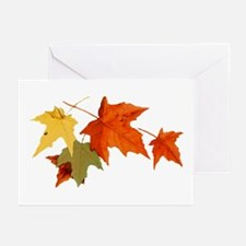 Autumn Colors Greeting Cards (Pk of 10)